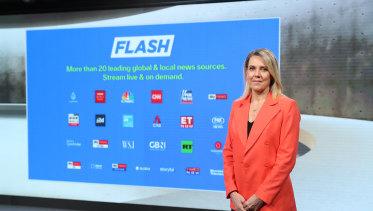 Flash's executive editor Kate de Brito will run a team of about 10.