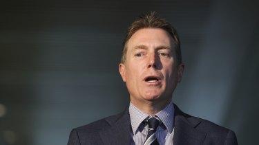 Minister for Industrial Relations Christian Porter.