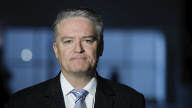 Former finance minister Mathias Cormann is running to become the OECD secretary-general.