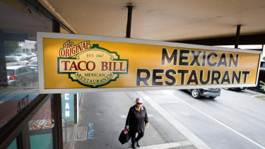 Taco Bill and Taco Bell will coexist in Victoria after the parties announced a settlement of their legal dispute.