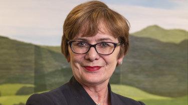 Australian Communications and Media Authority chairman Nerida O'Loughlin.