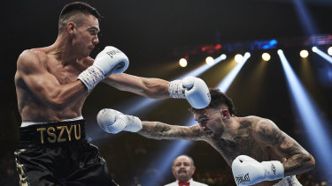 Tim Tszyu believes he has the class and precision to deal with the rugged Jeff Horn.