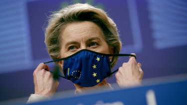 European Commission President Ursula von der Leyen said mRNA had proven reliable technology.