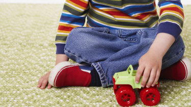 From a young age, boys absorb information about what behaviours are deemed acceptable for males.