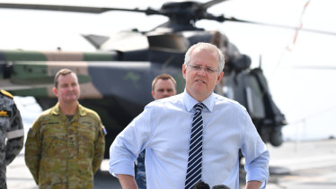 Now that Indonesia has responded by putting on hold a free trade agreement with Australia, Morrison simply declares that we will not have our foreign policy dictated to us by other countries.