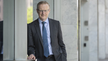 Reserve Bank governor Philip Lowe will be contemplating cutting interest rates further.