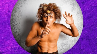 Theatre is back in Melbourne thanks to Shakespeare Under the Stars: A Midsummer Night's Dream.