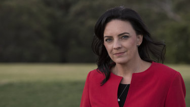 Emma Husar has announced she would not recontest the next election.