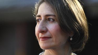 Gladys Berejiklian.