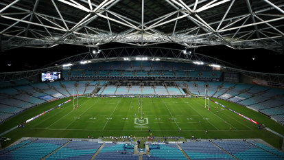 NRL's new pitch for stadium cash is so greedy it's offensive