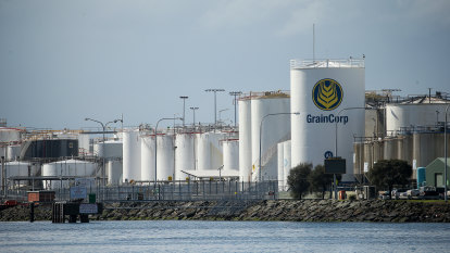 GrainCorp wins ACCC tick for $332m terminal deal