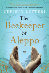 The Beekeeper of Aleppo by Christy Lefteri.
