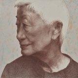 Archibald Prize 2021 finalist Hong Fu's 'Professor Mabel Lee'.