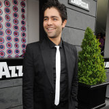 Adrian Grenier attended the 151st Melbourne Cup, at Flemington in 2011