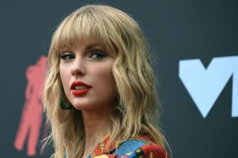 News of the Taylor Swift performance had boosted ticket sales to this year's Melbourne Cup.