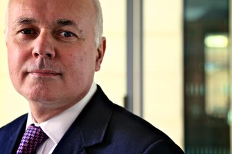 Sir Iain Duncan Smith learned of the attack from a colleague.