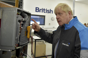 British Prime Minister Boris Johnson's political fate in the gas crunch lies in the hands of China and Russia.