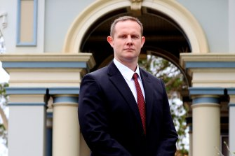 Darcy Byrne, mayor of Inner West Council, has been referred to a tribunal over misconduct allegations.