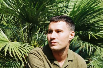 Liam McGorry has launched a solo project called Ex-Olympian.