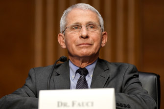 Dr Anthony Fauci has called for China to release the medical records of nine people who fell ill with COVID-like symptoms before the pandemic.