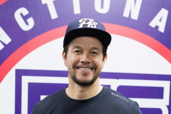 Mark Wahlberg owns a stake in F45 which is set to list on the New York Stock Exchange.