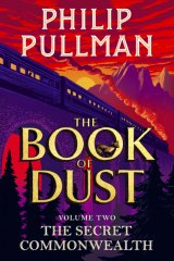 The Book of Dust: no longer for younger readers.