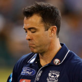 Geelong coach Chris Scott believes his side's third quarter performance will take some time to get over.