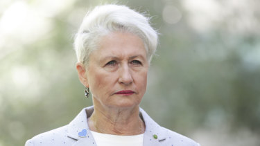 """The content of the emails is very disturbing."": Wentworth MP Kerryn Phelps."