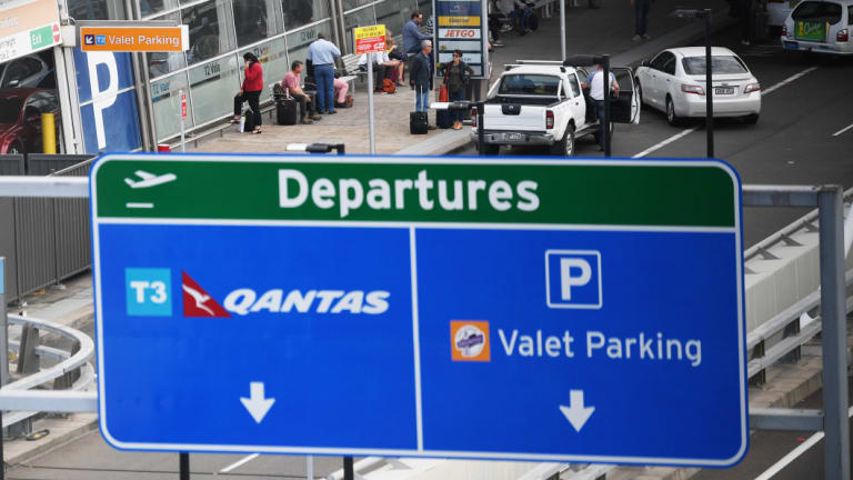 Sydney Airport has plans for some international flights to arrive and depart at the existing domestic terminals.