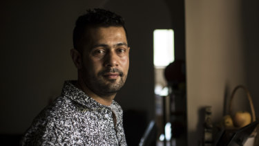 Nepalese-born care worker Anup Raj Neupane was drawn to the industry out of a sense of family.