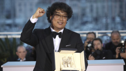 Wacky South Korean film takes out top prize at Cannes