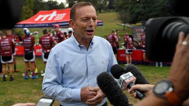 Few disagree Tony Abbott has contributed to Malcolm Turnbull's slump.
