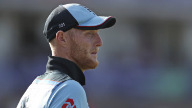 Ben Stokes looms as one of England's key weapons in the semi-final.