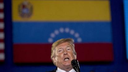 Venezuela crisis hinges on aid showdown at border days away