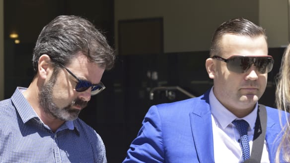 'Cruel act born of frustration': Perth man fined for poisoning neighbour's dogs