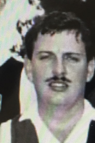 "Graham ""Asho"" Ashton, a former ruckman described as ""the poor man's Polly Farmer""."