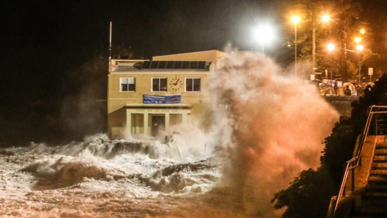 Climate change impacts are likely to get worse, with storms expected to intensify, and sea levels to keep rising.