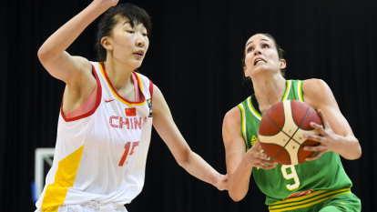 Opals call-up WNBA stars for FIBA Asia Cup in India