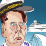 Looking for a whale: The Star chief executive Matt Bekier.