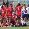 Sunwolves to stay and play in Australia, NZ for a month due to coronavirus