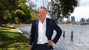 Andrew Forrest has resumed his international hunt for renewable energy assets.