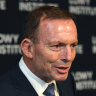 Abbott says 'it's time' for naval exercises in the South China Sea