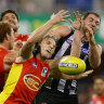 From the Archives, 2013: Ablett leads Suns to win over patchy Pies