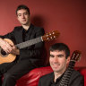 Guitar duo struggle to escape their constraints