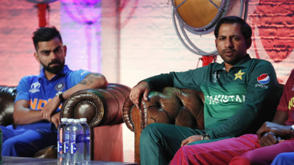 Tensions put aside as India, Pakistan ready for 'marquee' clash