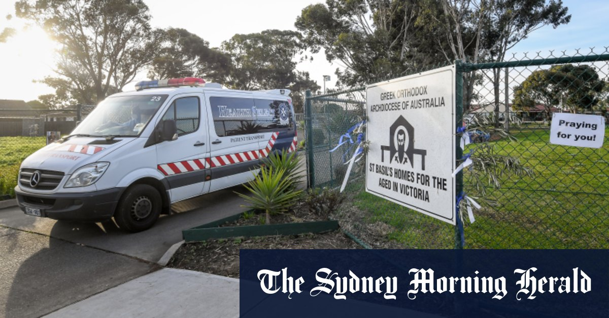 Report into St Basil's and Epping Gardens COVID-19 outbreaks highlights failures – The Age