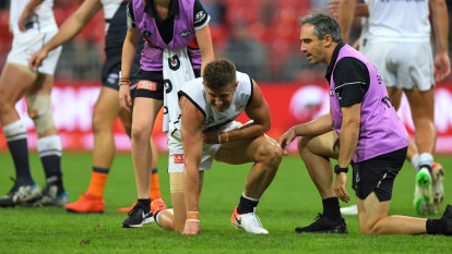 'It's important to fly the flag when someone gets hurt': Bolton