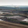 Yallourn coal mine flood repairs to cost tens of millions