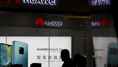 Huawei staffers worked with China's military on research projects