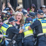 'Freedom Movement': Why people are still protesting despite the easing of lockdown rules